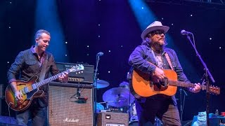 "Wilco (w/ Jason Isbell) - ""California Stars"" - Mountain Jam 2016"