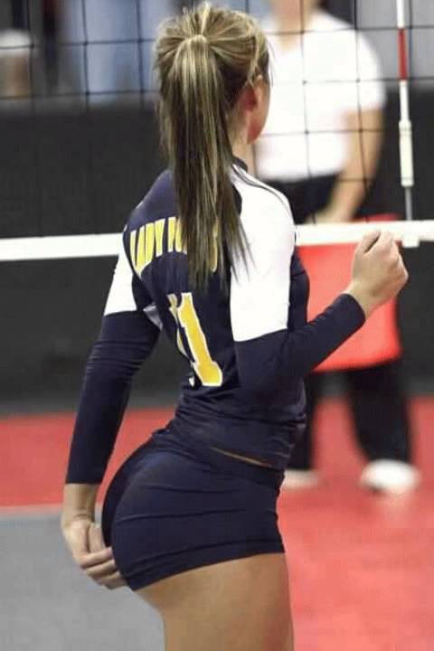 Hot Teen Volleyball Girls