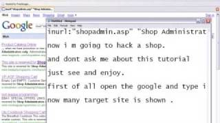 How To Hack ShopAdmin