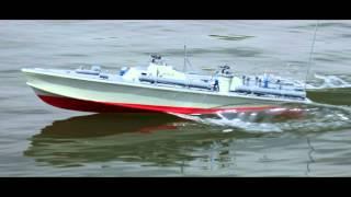 Dans PT Boats