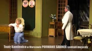 PORWANIE SABINEK - VI Krakowskie Miniatury Teatralne