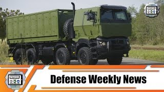 Defense security news TV weekly navy army air forces industry military equipment October 2019 V2