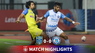 Highlights - Kerala Blasters 0-0 Jamshedpur FC - Match 73 | Hero ISL 2020-21