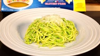 Pasta with a Pea Ricotta Sauce - Gluten-Free Recipe - Cooking with Schar feat. Sarah Green