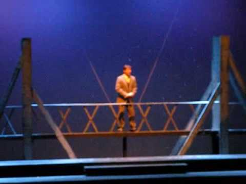 Shawn King In The Musical Its A Wonderful Life Youtube