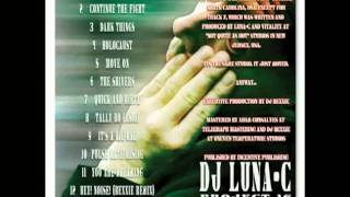 DJ Luna-C & Vitality - Quick And Dirty [on Kniteforce Again] breakbeat hardcore