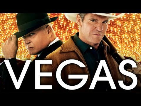 Vegas | Dennis Quaid Western TV Show Review