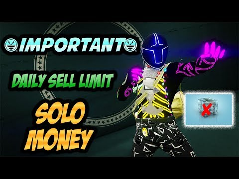 *THIS VIDEO IS FOR ALL GLITCHERS*Solo Money Glitch*WORKING*DAILY SELL LIMIT RULES*GTA 5 ONLINE 1.43