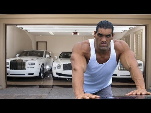 The Great Khali\'s Lifestyle ★ 2019
