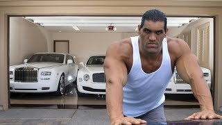 The Great Khali's Lifestyle ★ 2018 thumbnail