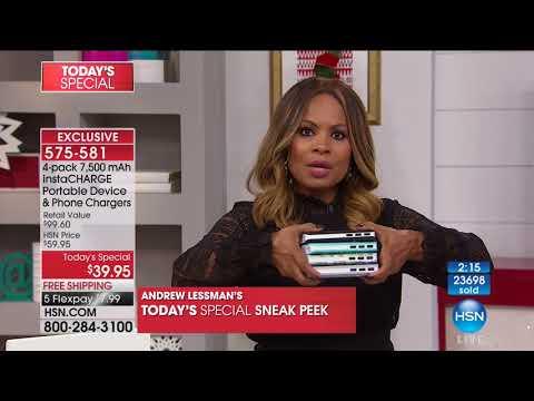 HSN   Marlo Smith's Holiday Host Picks 10.14.2017 - 05 PM