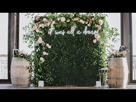 EASY DIY BACKDROP | BIRTHDAY/WEDDING/EVENT| QUICK HOW-TO TUTORIAL