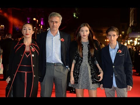 Jose Mourinho's wife Matilde shares picture of Manchester United boss' new-look offic