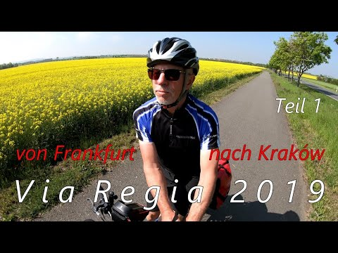 Fahrradtour Frankfurt