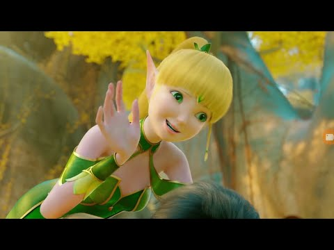 Download Throne of Elves Best excitement moment when little fish return animated full movie
