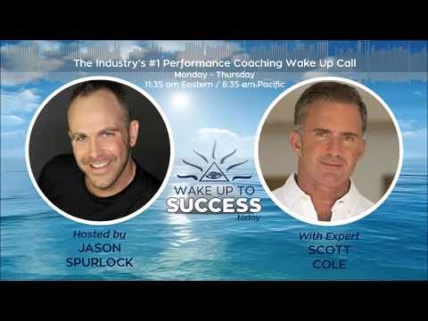 Scott Cole | Wake Up To Success