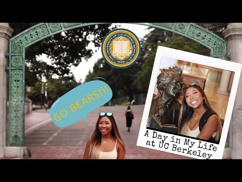 A Day in My Life at UC Berkeley + Mini Campus Tour | Alanna Tran