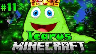 Der SCHLEIMKÖNIG!! - Minecraft Icarus #11 [Deutsch/HD]