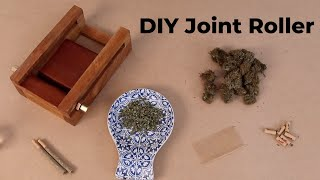 DIY Joint Rolling Machine