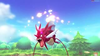 ALL SHINY Mega Evolutions Pokemon Let