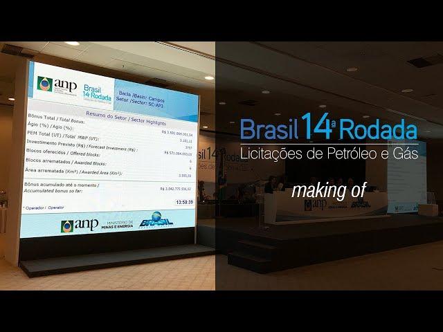 Making of – 14ª Rodada de Licitações