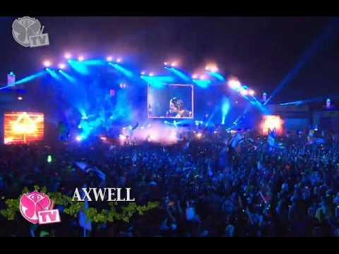 Axwell - Live @ TomorrowWorld 2013 (Mainstage) FULL SET