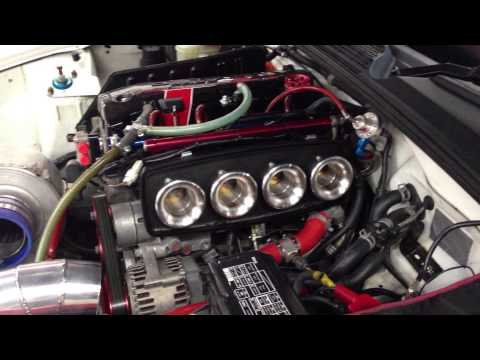 S2000 TODA ITB  with K-Tech Engine Open Air Intake Sound ( 33mm Funnels & 88mm Funnels )