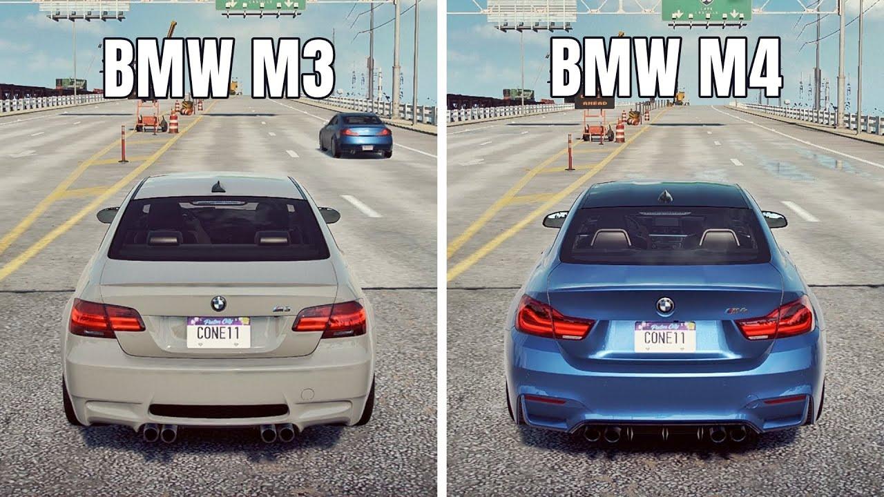 NFS Heat: BMW M3 VS BMW M4 (WHICH IS FASTEST?)