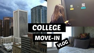 Download COLLEGE FRESHMAN MOVE-IN VLOG 2017 MP3 song and Music Video