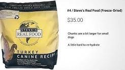 Top 10 Best Freeze Dried Dog Food