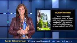 Fair Housing Act: Part 5 - Senior Housing