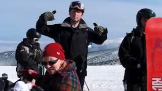 Snowboarding In Bulgaria Thumbnail