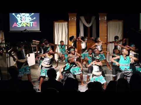 Asante Children's Choir - April 19th 2015