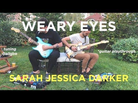 Weary Eyes — Sarah Jessica Darker (guitar playthrough) Mp3