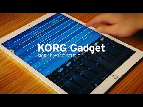 KORG Gadget Version 2.0 supports ALL iOS devices
