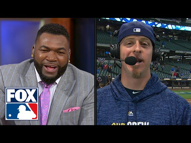Erik Kratz joins FOX MLB crew to recap Milwaukee's huge Game 6 win | FOX MLB