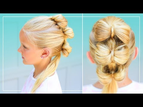 how-to-create-a-triple-bow-hawk-|-back-to-school-hairstyles