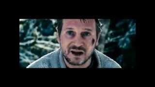 Схватка / The Grey - Конец фильма + (Бонус после титров)