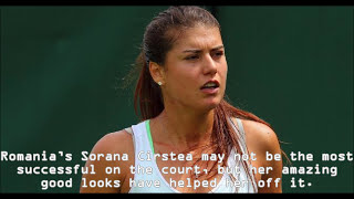 25 Sexiest Female Tennis Players in the World 2016