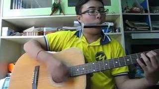 Mình yêu nhau đi - Harmonica + Guitar Cover By Thiện Minh