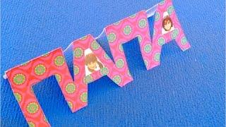 DIY. Что подарить папе? ♥Открытка для папы на День рождения♥(В этом видео вы увидите какие можно сделать красивые подарки папе на День Рождение. Это может быть объёмная..., 2016-02-07T09:00:00.000Z)