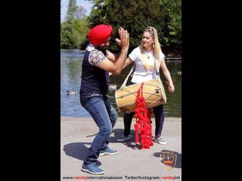 RANI TAJ Livestream and Dhol with Harbhajan Maan