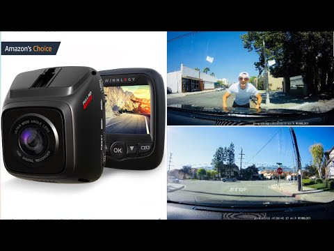 My Best Dash Cam: 1080P HD, 12MP Photos,  Wide Angle, Night Vision, Audio, GPS,  Dash Camera