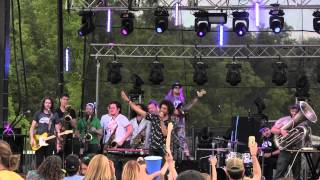 Andy Frasco & the UN: live 6/19/15 (pro audio)