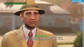 Fallout 4 - пасхалка с представителем Vault-Tec