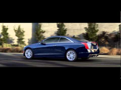 Cadillac Ats 2.0 T >> 2015 Cadillac XTS Dark Adriatic Blue Metallic - YouTube