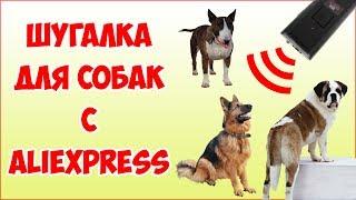 Ультразвуковой отпугиватель собак с Aliexpress / Обзор и тест