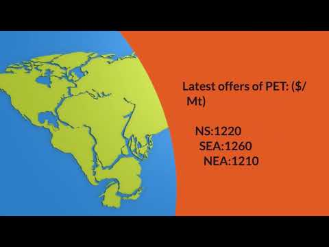 Daily Video News : PET 19.4.18.Join PolymerBazaar delegation at Taipei Plast 18.