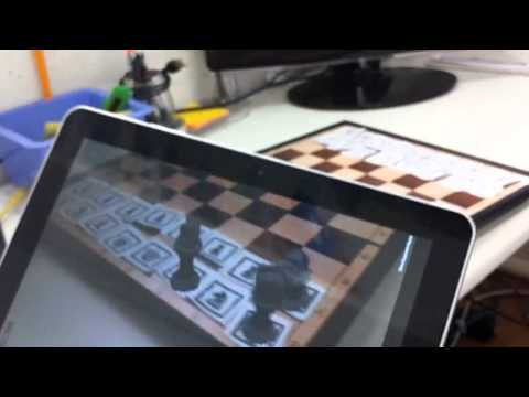 Augmented Reality Chess [App Android]