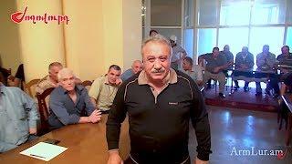 Ազատամարտիկները Սասուն Միքայելյանին 2 ժամ ժամանակ տվեցին
